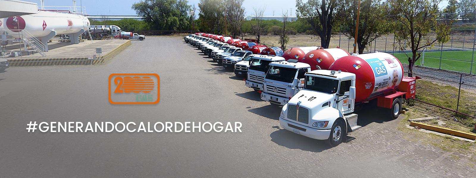 2000 Gas, #GENERANDOCALORDEHOGAR